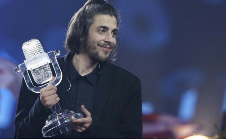 Salvador Sobral rompe todos los tópicos eurovisivos