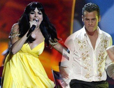 ¿Cómo le ha ido a España actuando en la primera mitad de la final de Eurovisión?