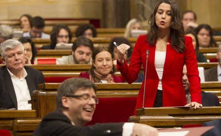 La victoria de Arrimadas el 21-D puede complicar el futuro del independentismo
