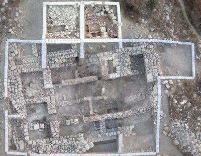 Hallan restos arqueológicos del reino de Judá de David y Salomón