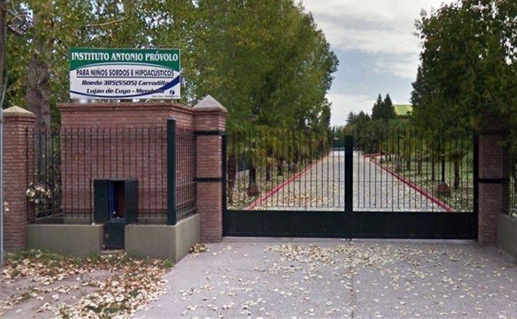 Instituto Antonio Próvolo para Niños Sordos de Mendoza