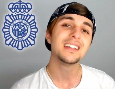 La Policía alerta de la nueva y absurda broma del 'youtuber' Dalas Review