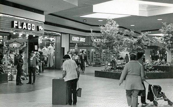 Imagen del centro durante su apertura
