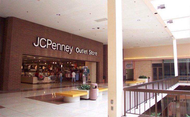 La reconversión de los grandes almacenes en outlet tenía la intención de reflotar el centro