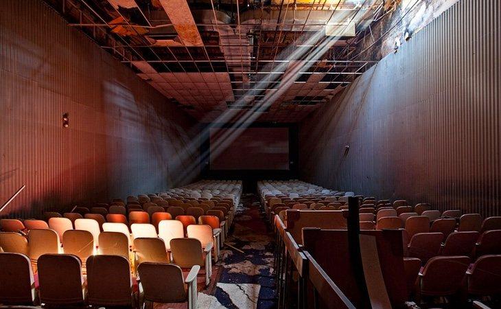 El cine era uno de sus máximos atractivos