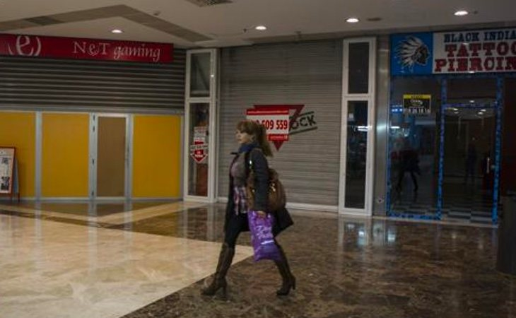 El centro Alcalá Norte se encuentra en riesgo de cierre a pesar de contar con una ubicación privilegiada