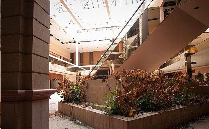 Las instalaciones quedaron completamente abandonadas