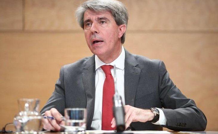 Ángel Garrido es el sucesor de Cristina Cifuentes al frente de la Comunidad de Madrid