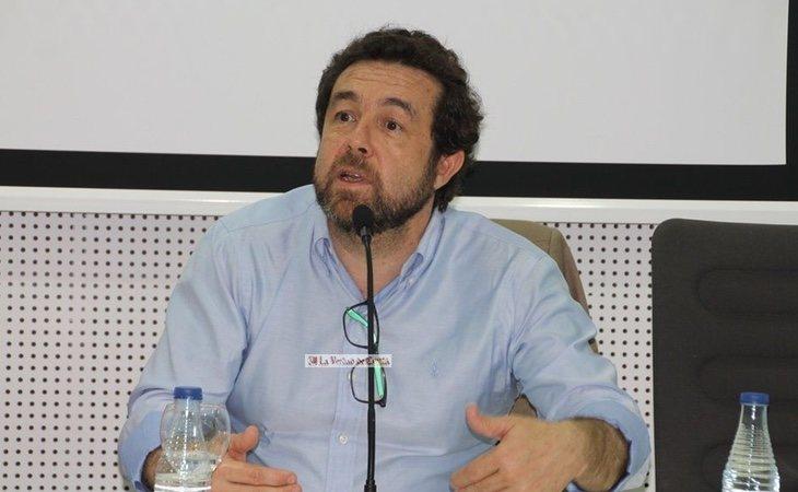 Miguel Ángel Gutiérrez ha alabado la actuación policial del 1 de octubre