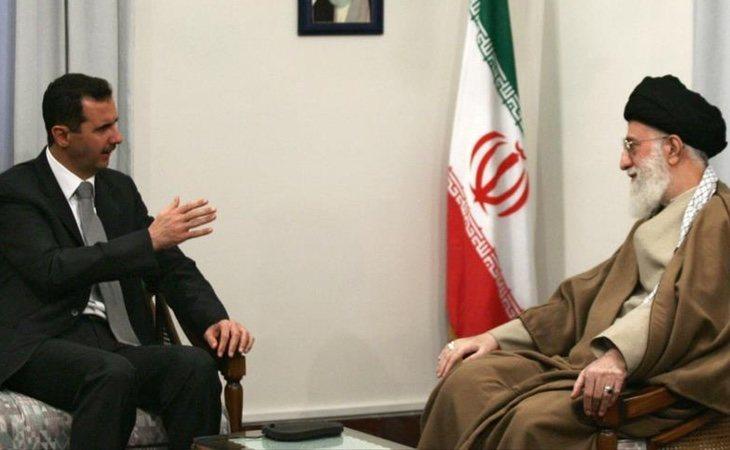 Las relaciones entre Irán y el Ejecutivo de Damasco son especialmente estrechas