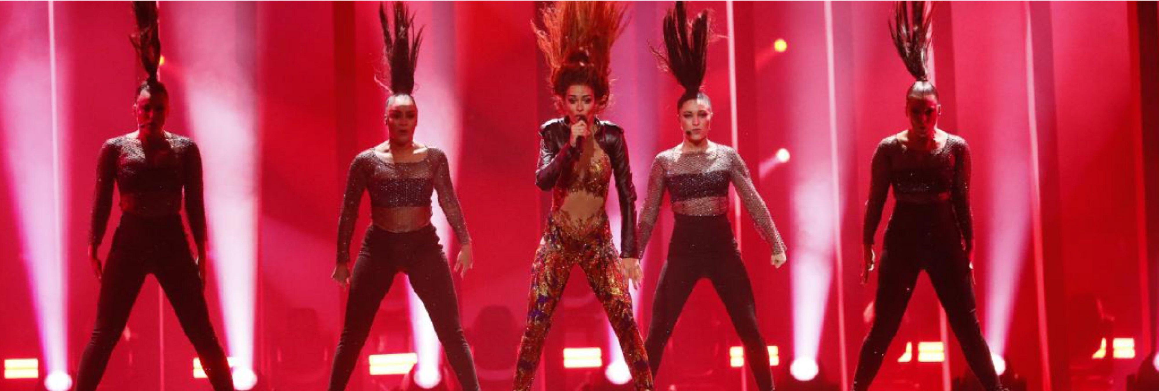 5 datos históricos salidos de la primera semifinal de Eurovisión 2018