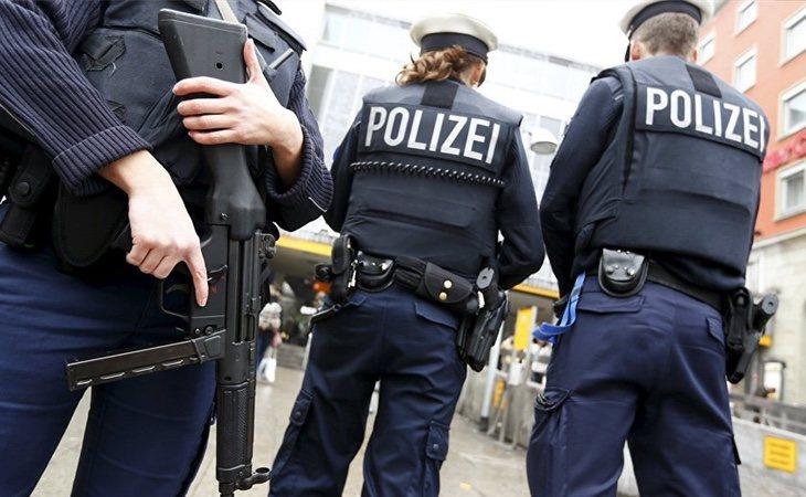 La policía alemana continúa buscando a los autores del delito