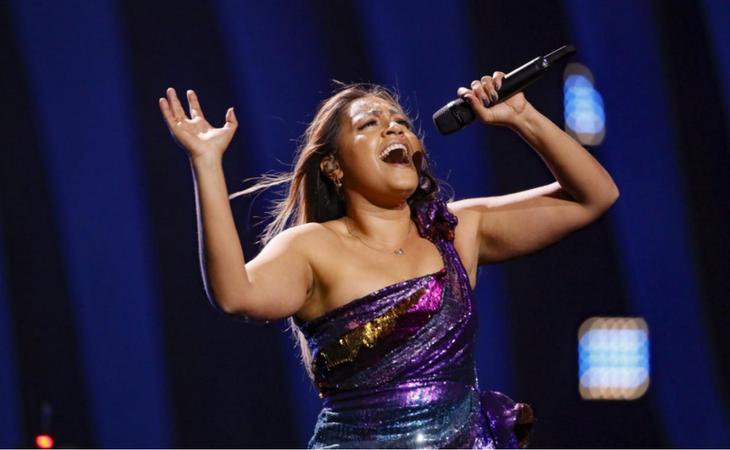Podría ser la última vez de Australia en Eurovisión