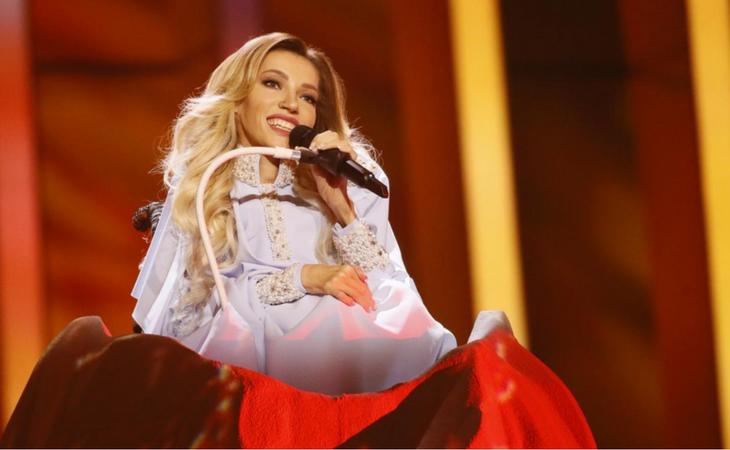 Yulia es la primera intérprete rusa que no llega a la final