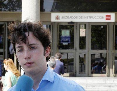 El 'pequeño Nicolás', absuelto de los delitos de injurias y calumnias contra el CNI