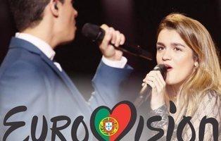 La maldición de la segunda posición: ¿Qué posibilidades tienen Amaia y Alfred en Eurovisión?
