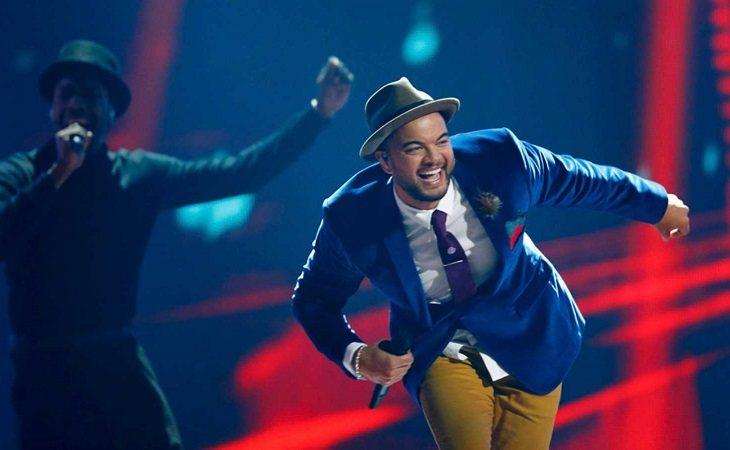 Guy Sebastian, representante de Australia en Eurovisión 2015