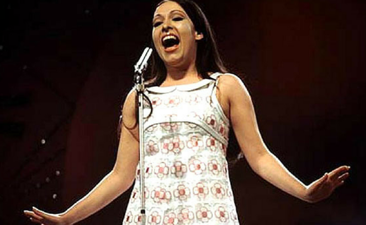 Massiel estuvo vetada en medios públicos varios años