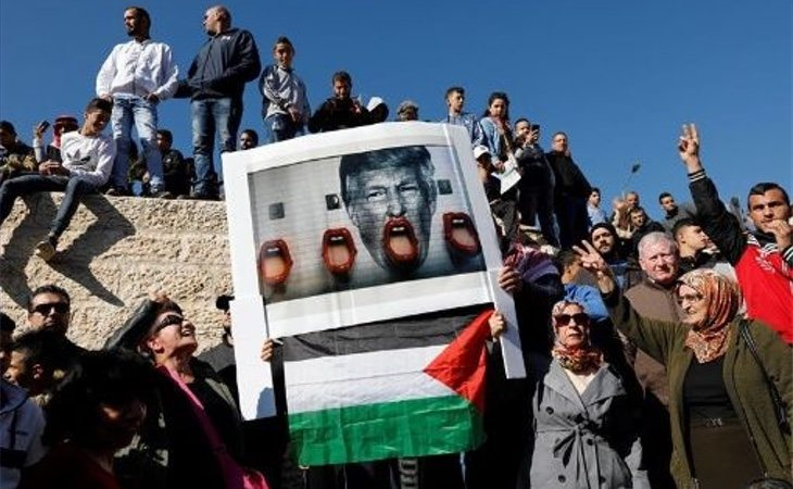 La elección de Jerusalén como sede de Eurovisión podría intensificar el conflicto en la región