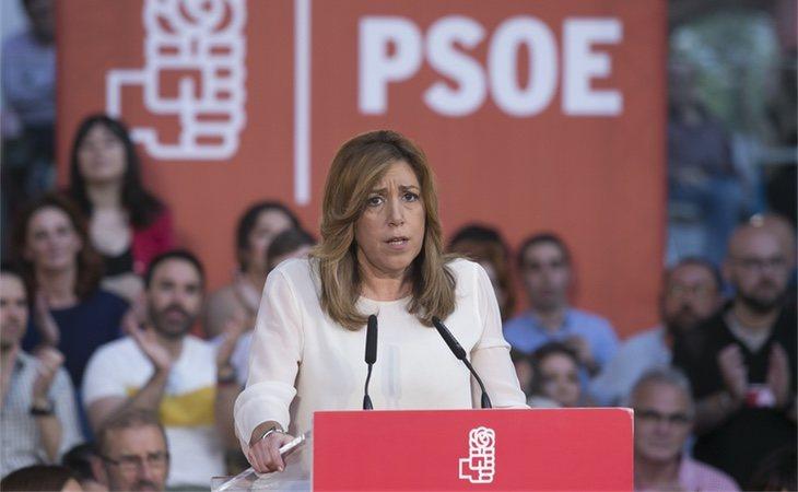 Las irregularidades en la Junta de Andalucía, un quebradero de cabeza para Susana Díaz