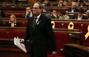 Quim Torra, investido President: el endurecimiento del procés y la vuelta del 'pujolismo'