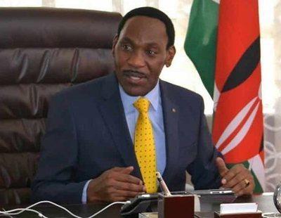 """El jefe de los censores en Kenia: """"las ONG pagan a los niños keniatas para hacerse gays"""""""