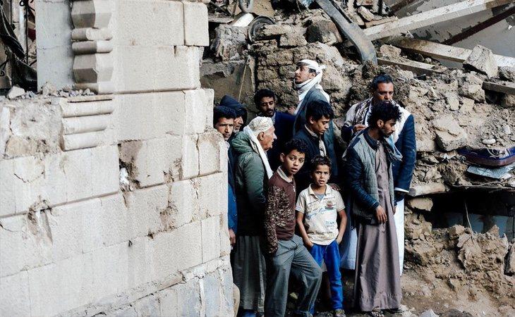 La Guerra Fría entre Irán y Arabia Saudí continúa librándose en Yemen