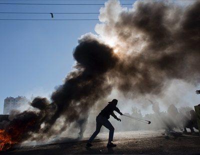 Nueve palestinos muertos y más de 500 heridos: ¿Todo depende de Trump? ¿Es el responsable?