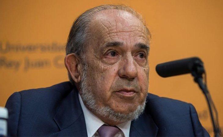 Enrique Álvarez Conde responsable del máster de Cristina Cifuentes y de Pablo Casado