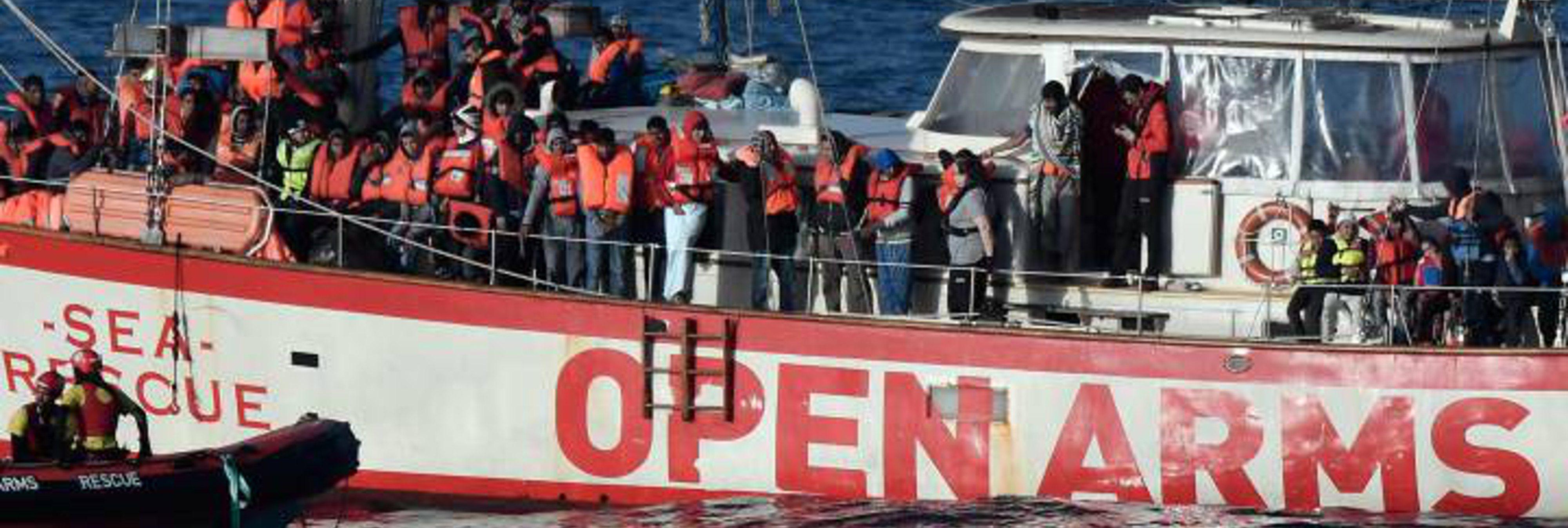 Italia inicia un pulso contra las ONG para evitar la llegada de refugiados
