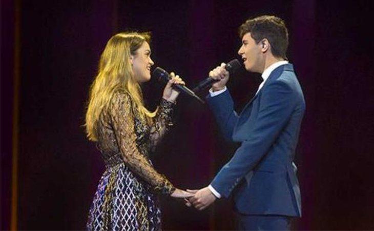 Amaia y Alfred en Eurovision 2018
