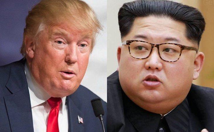DonaldTrump y Kim Jong-un