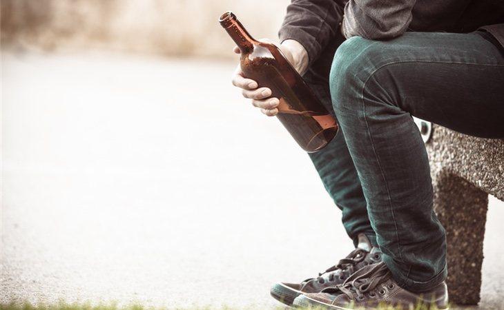 Las únicas drogas legales son el alcohol y el tabaco