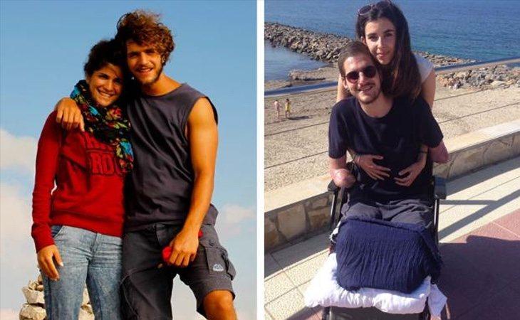 La vida de Davide Morana ha cambiado por completo