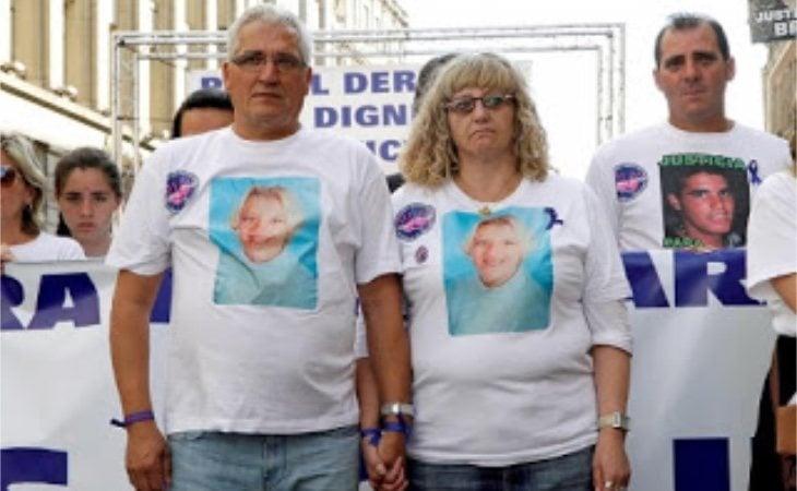 Los padres de Sandra Palo siguen reclamando justicia por su hija