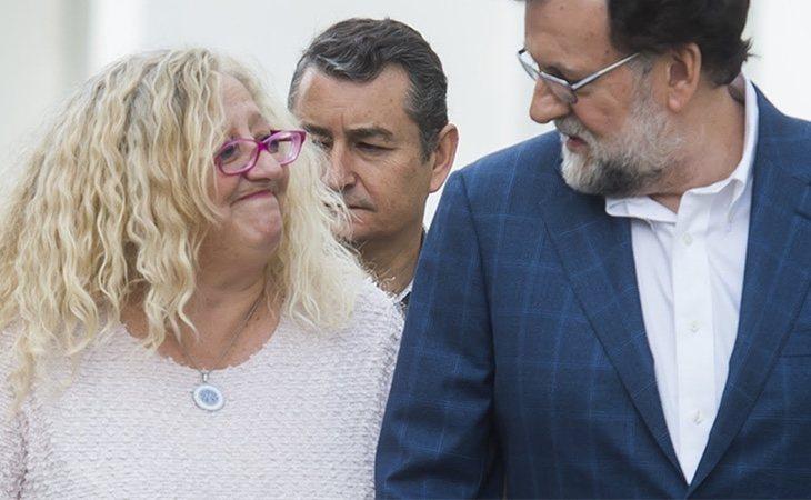 María del Mar se ha reunido con numerosos políticos estos años, sin cambios significativos