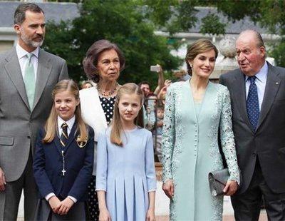 La Familia Real española es la peor valorada de todas las monarquías europeas