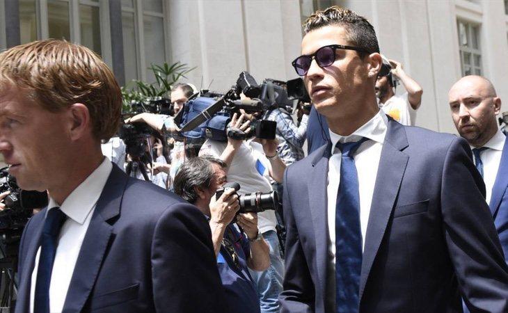 Ronaldo ha reconocido sus delitos contra la Hacienda Pública