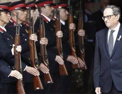 200 mossos solicitan el respaldo de Rajoy por temor a represalias del nuevo Govern