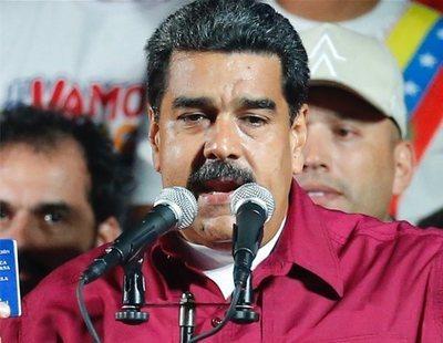 Maduro, reelegido presidente con una abstención récord y bajo la sombra del fraude