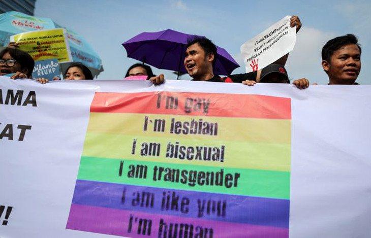 La problemática situación del colectivo LGTB en Indonesia exige respuesta