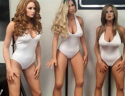 Las muñecas robóticas sexuales desembarcan en el Mundial de Fútbol de Rusia