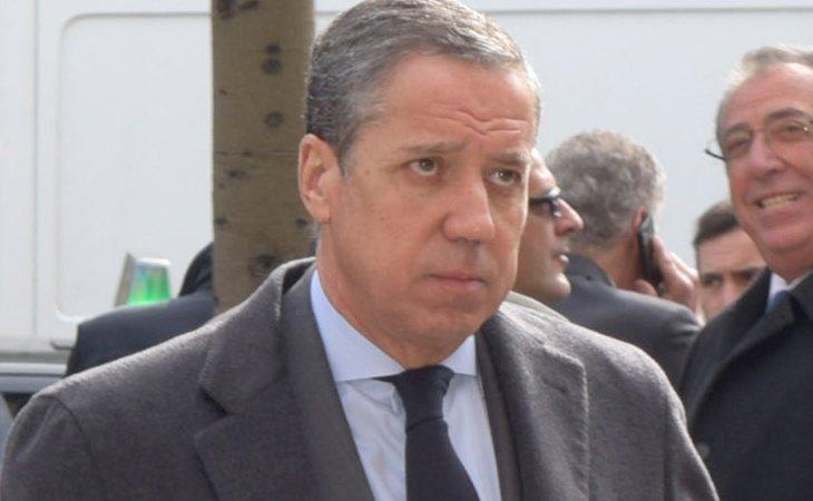 Eduardo Zaplana, detenido