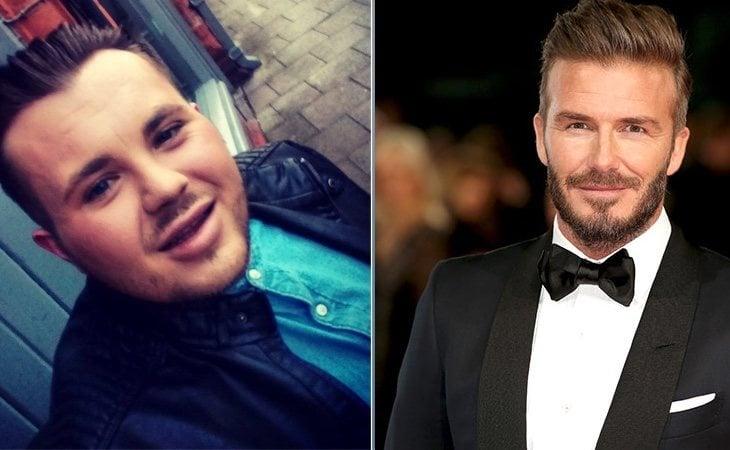 Jack Johnson y David Beckham