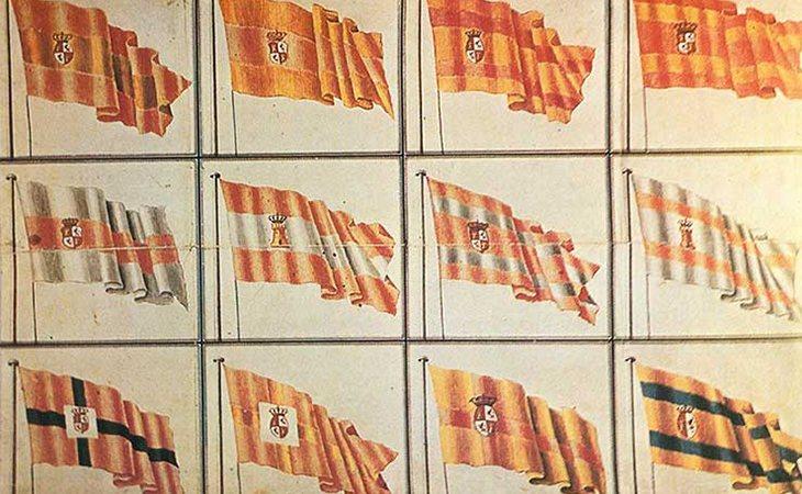 Los 12 modelos presentados a Carlos III
