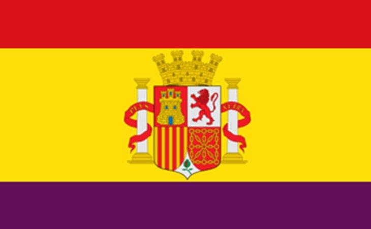 La II República modificó por primera vez los colores oficiales