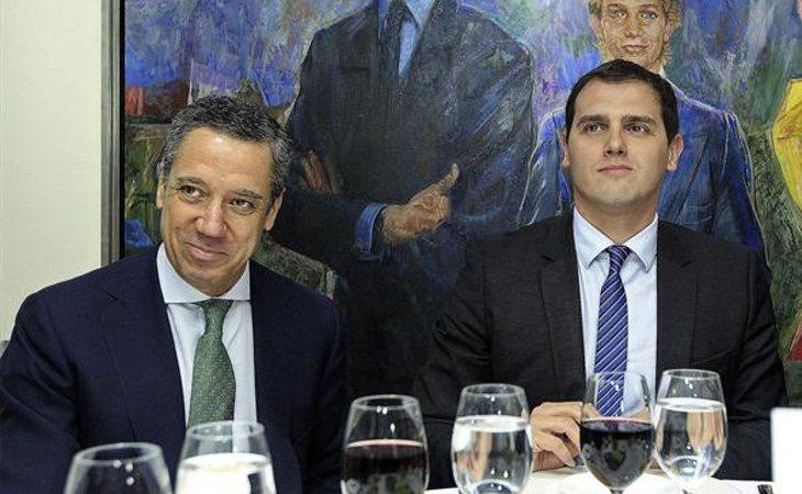 Rivera y Zaplana mantienen varios vínculos, según fuentes del PP