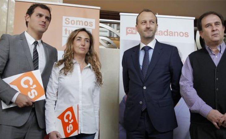 El PP asegura que Zaplana se encargó de organizar a Ciudadanos en la Comunidad Valenciana