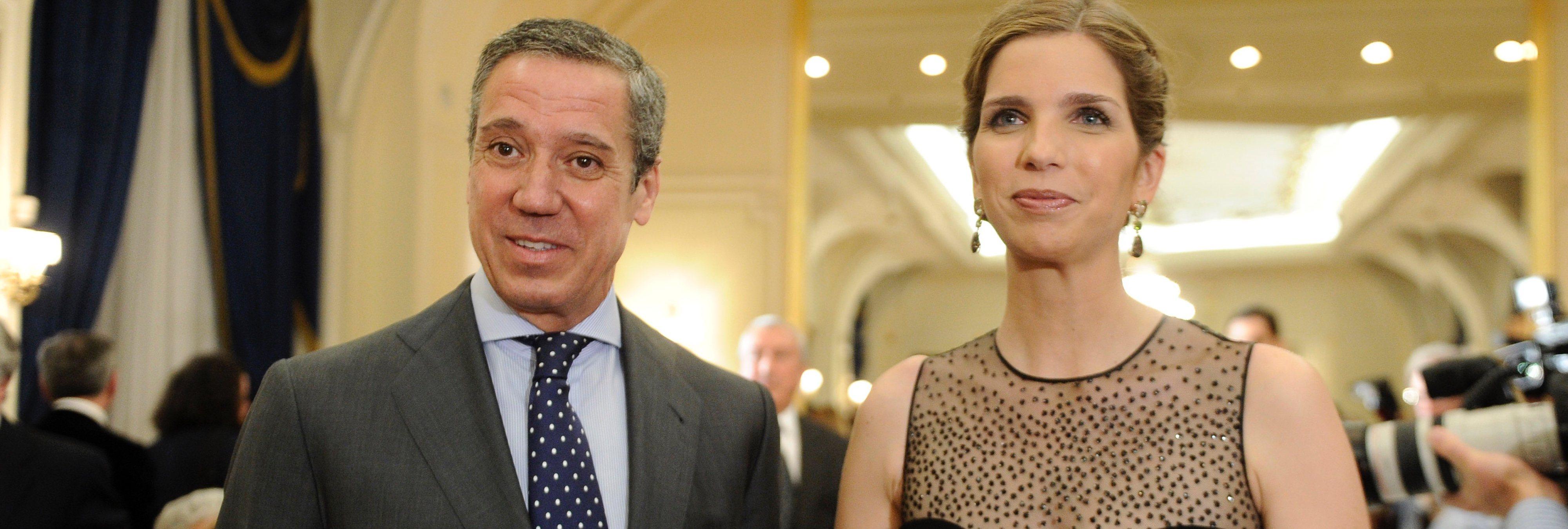 El PP denuncia los vínculos entre Zaplana y Albert Rivera