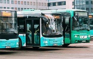 Estonia implanta el transporte público gratuito en todo el país